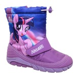 Обувь Дутики My Little Pony Артикул 6913B_23-27_22222_TW пар в коробе: 10