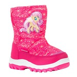 Обувь Дутики My Little Pony Артикул 6875B_24-30_2222222_TW пар в коробе: 14